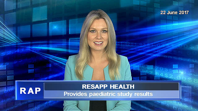 ResApp provides paediatric study results