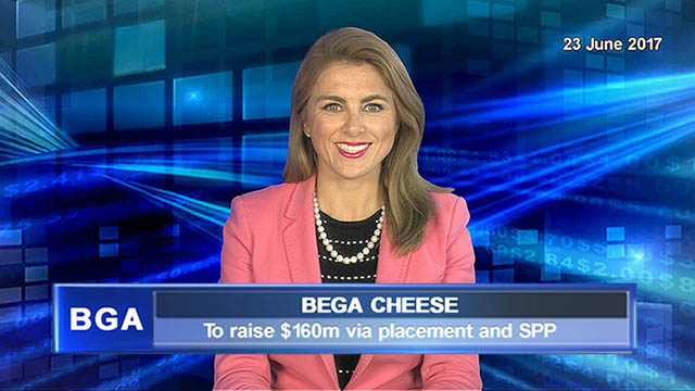 Bega Cheese to raise $160m via placement and SPP