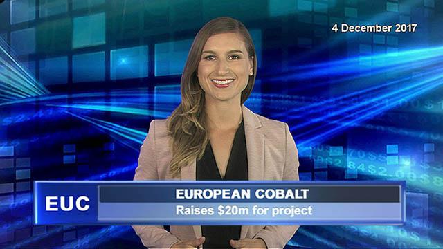 European Cobalt raises $20m for project