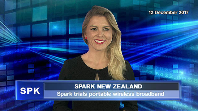 Spark trials portable wireless broadband