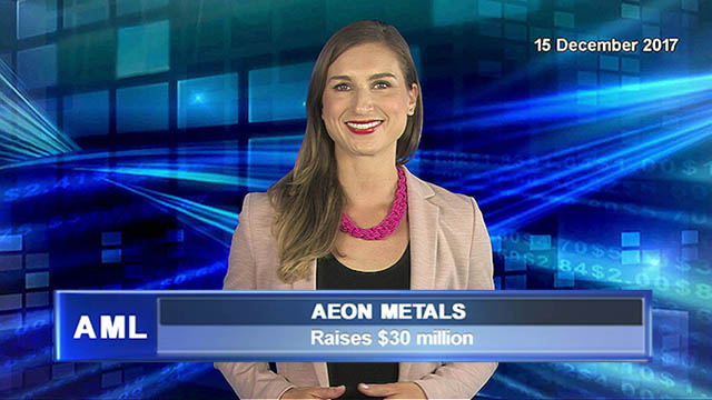 Aeon Metals raises $30 million to fund its Walford Creek project