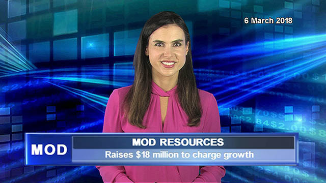 MOD raises $18 million to charge growth