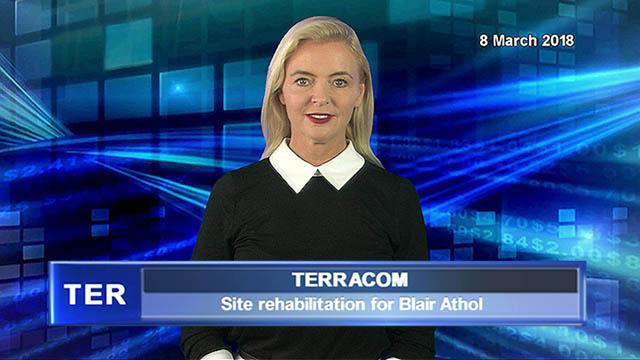 TerraCom rehabilitate Blair Athol site
