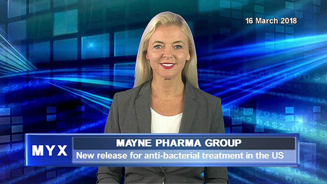 Mayne Pharma is to launch doxycycline in the US