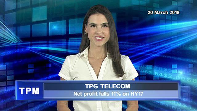 TPG Telecom's profits fall 11 per cent on HY17