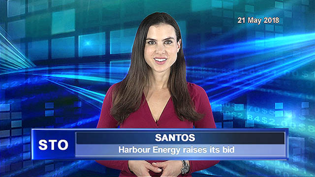 Santos receives higher offer from Harbour Energy