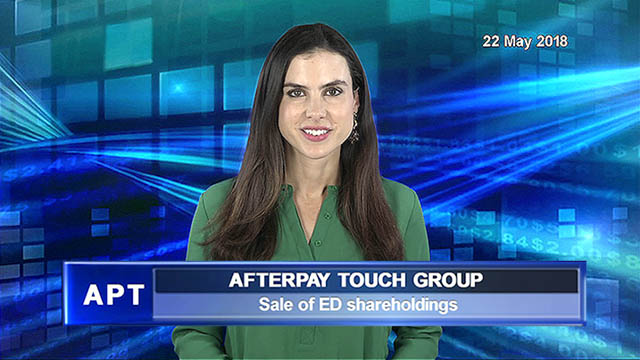 Afterpay Touch announces sale of ED shareholdings