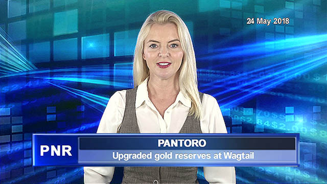 Pantoro awaits approvals for ore development