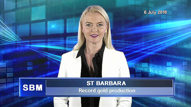 St Barbara sees record gold production