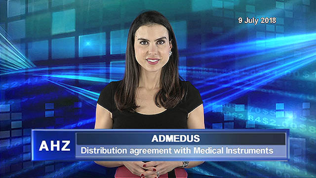 Admedus inks exclusive distribution agreement with Medical Instruments