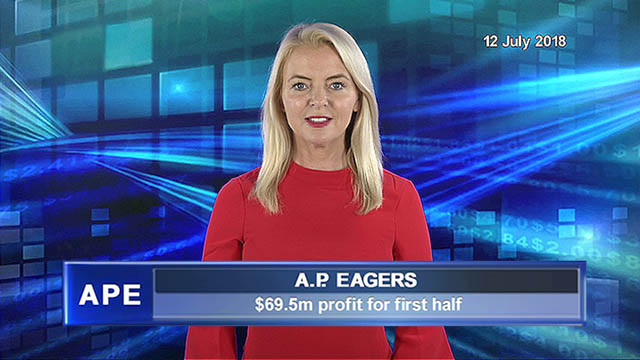 A.P. Eagers expects $69.5m profit for the half year