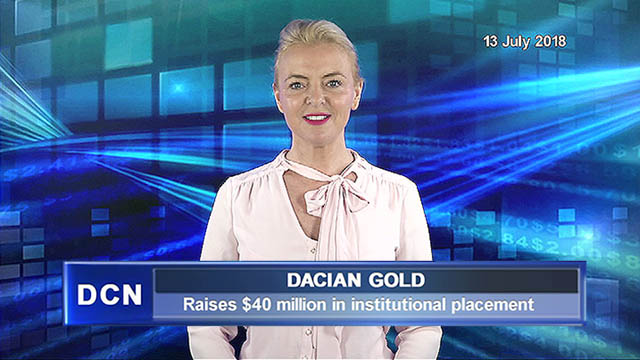 Dacian Gold raises $40m from Institutional Placement