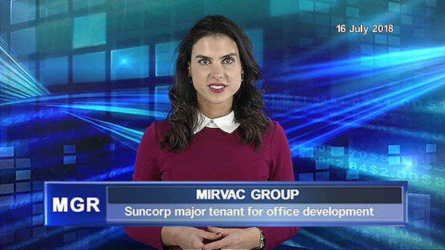 Mirvac unveils Suncorp as major tenant for office development