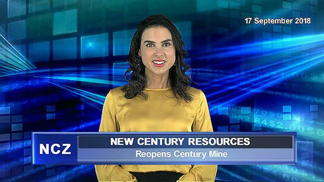 New Century Resources reopens Century Mine