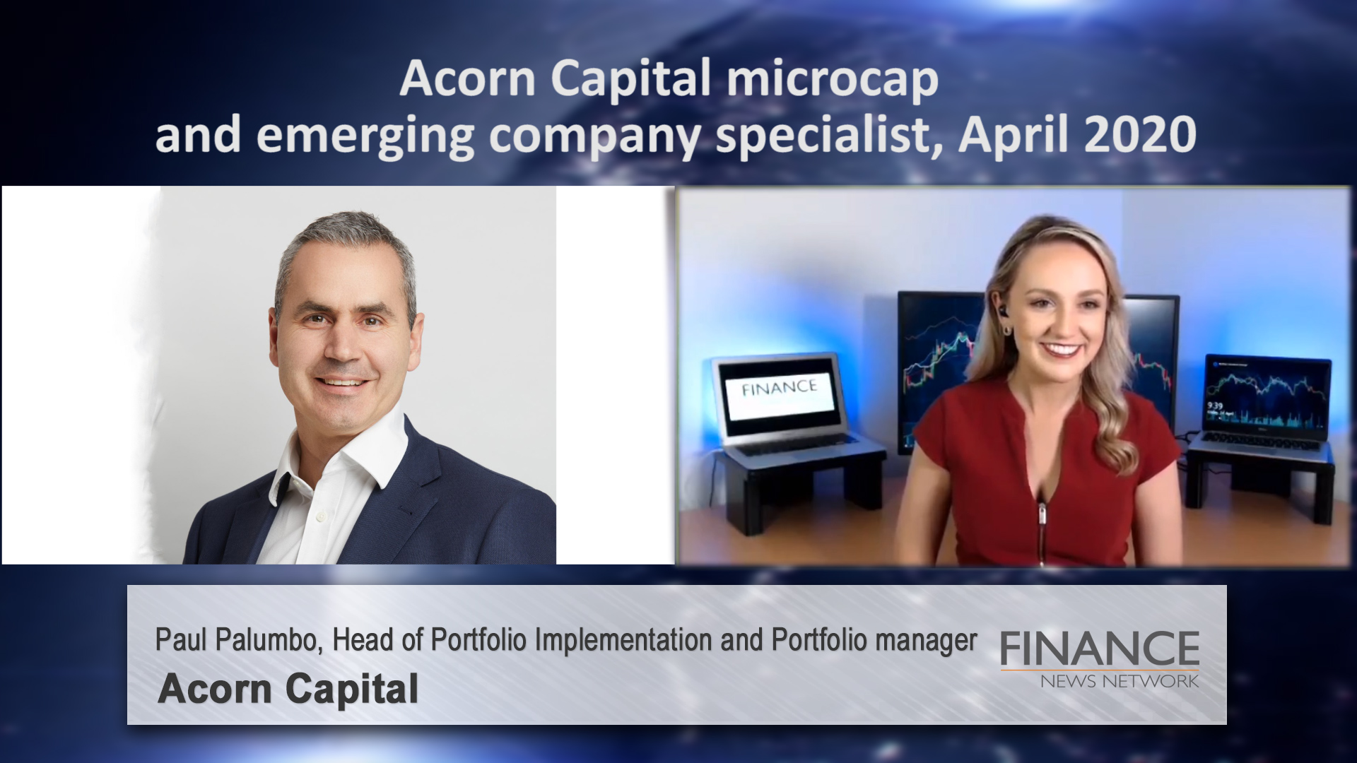 Acorn Capital microcap and emerging company specialist