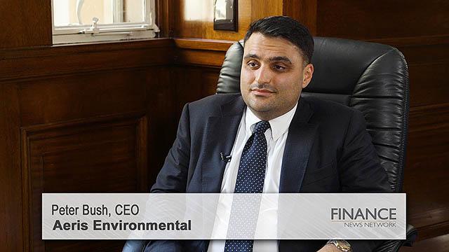 Aeris Environmental (ASX:AEI) talks FY17 results & outlook