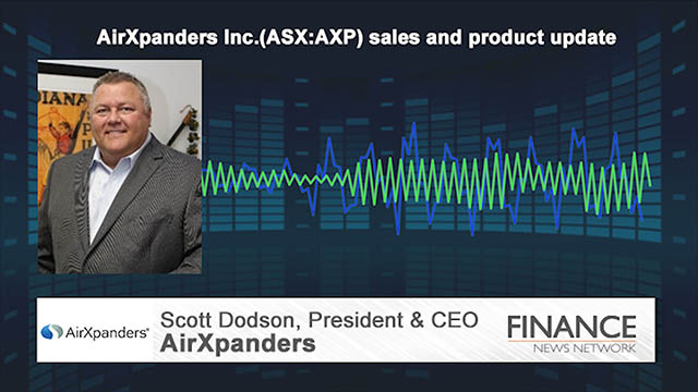 AirXpanders Inc.(ASX:AXP) sales and product update