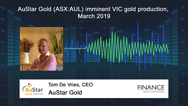 AuStar Gold (ASX:AUL) imminent VIC gold production