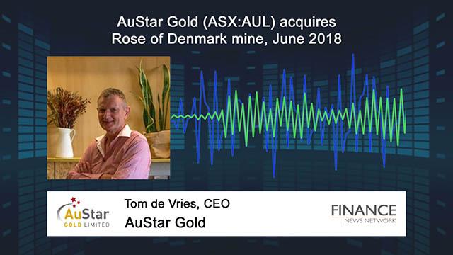 AuStar Gold (ASX:AUL) acquires Rose of Denmark mine