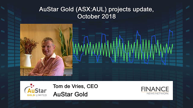 AuStar Gold (ASX:AUL) projects update
