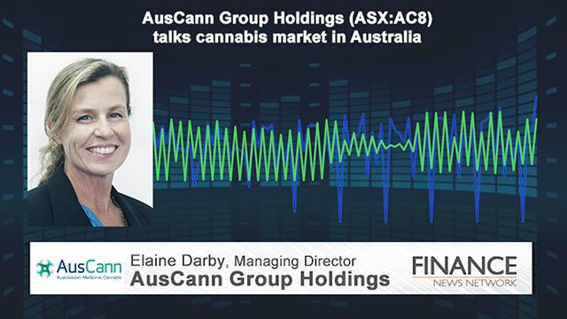 AusCann Group Holdings (ASX:AC8) talks cannabis market in Australia