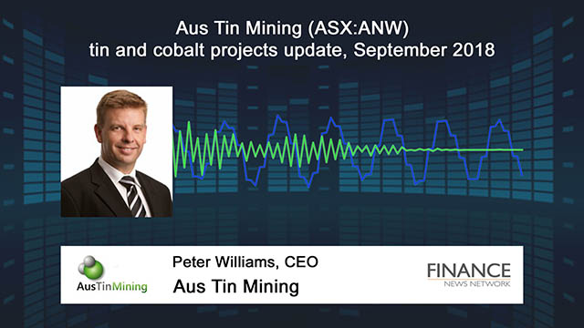 Aus Tin Mining (ASX:ANW) tin and cobalt projects update