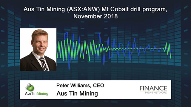 Aus Tin Mining (ASX:ANW) Mt Cobalt drill program