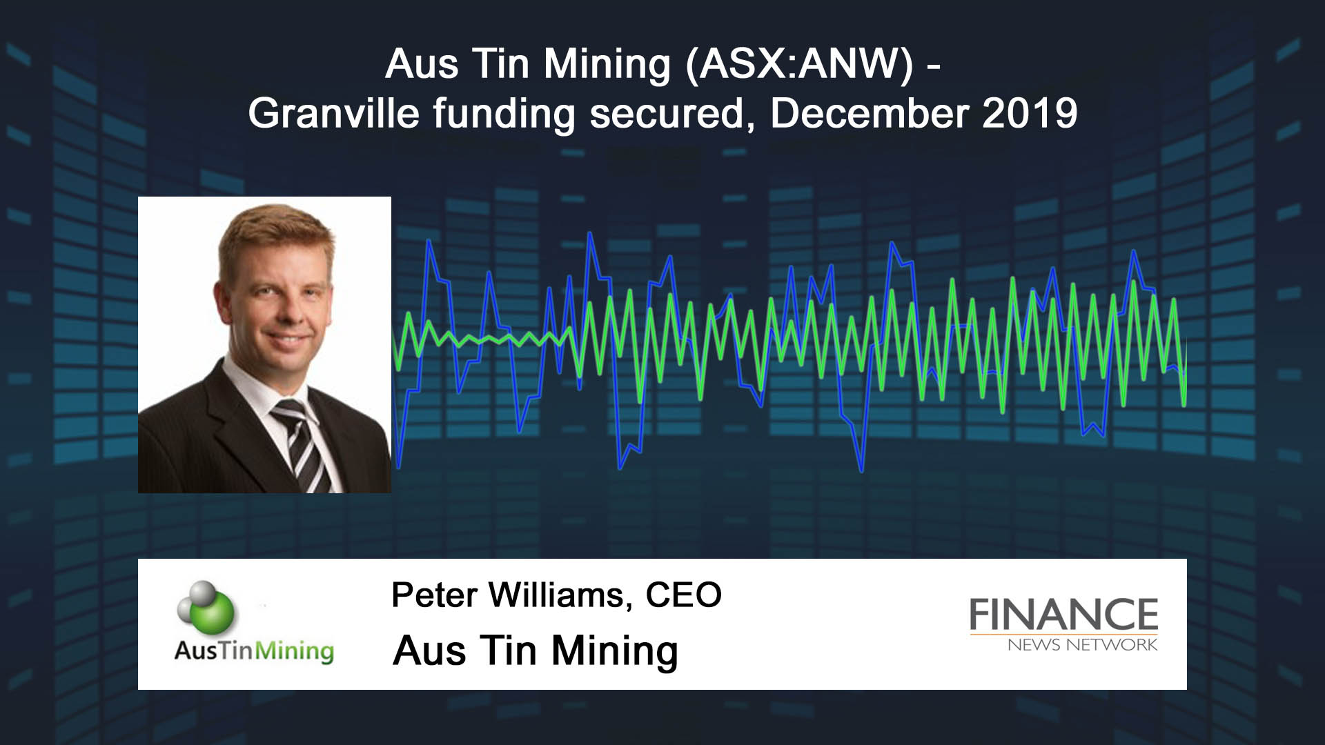 Aus Tin Mining (ASX:ANW) Granville funding secured
