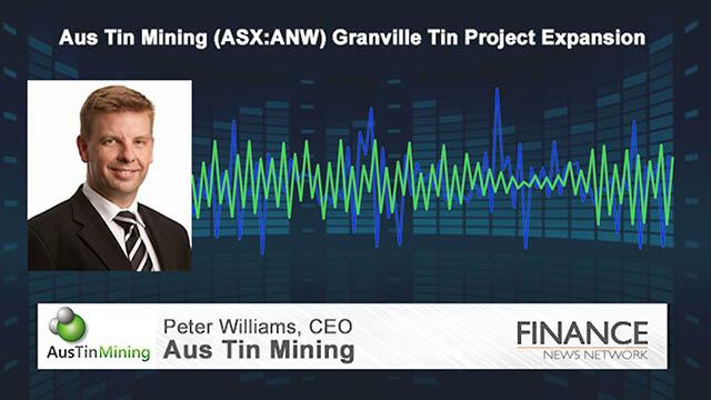 Aus Tin Mining (ASX:ANW) Granville Tin Project Expansion