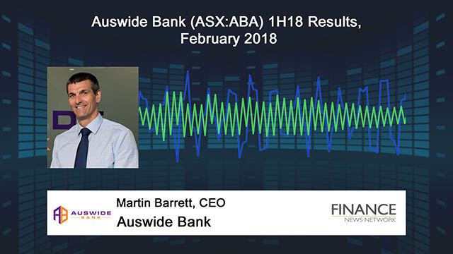 Auswide Bank (ASX:ABA) 1H18 Results