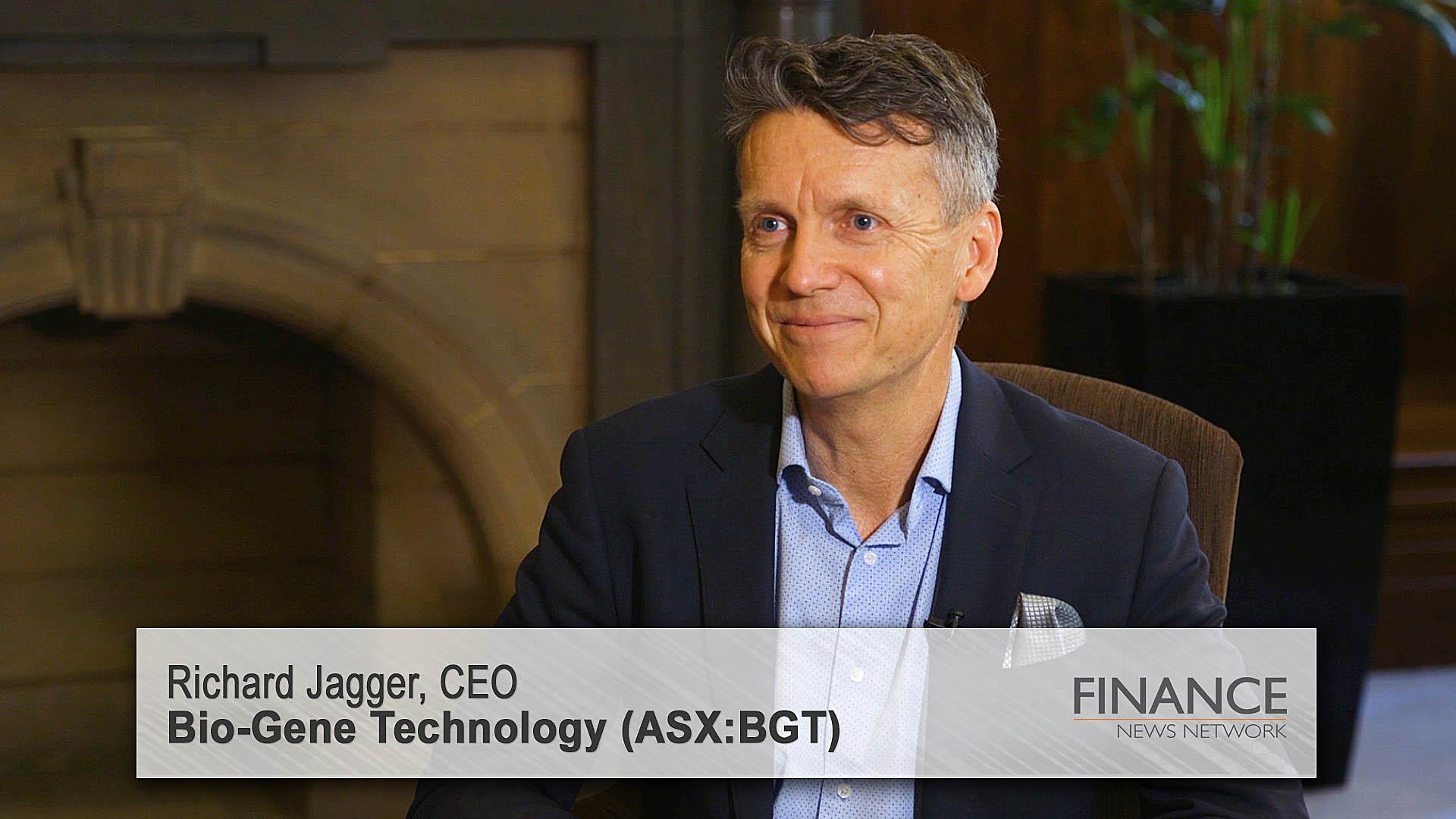 Bio-Gene Technology (ASX:BGT) AgTech platform