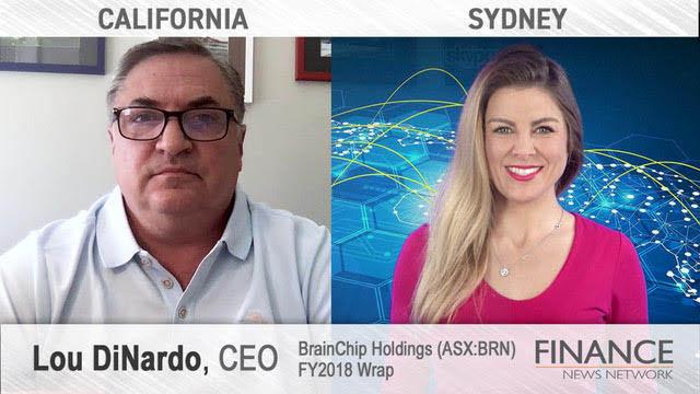 BrainChip Holdings (ASX:BRN) FY2018 wrap
