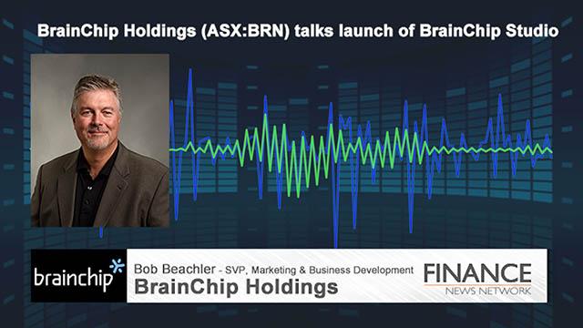 BrainChip Holdings (ASX:BRN) talks launch of BrainChip Studio