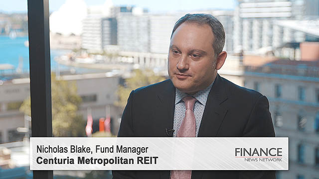 Centuria Metropolitan REIT (ASX:CMA) talks 1H18 results & outlook
