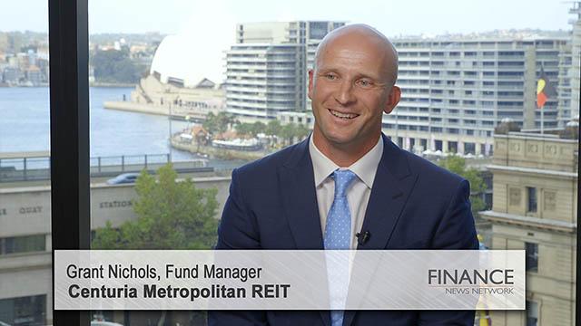Centuria Metropolitan REIT (ASX:CMA) talks 1H19 results & outlook