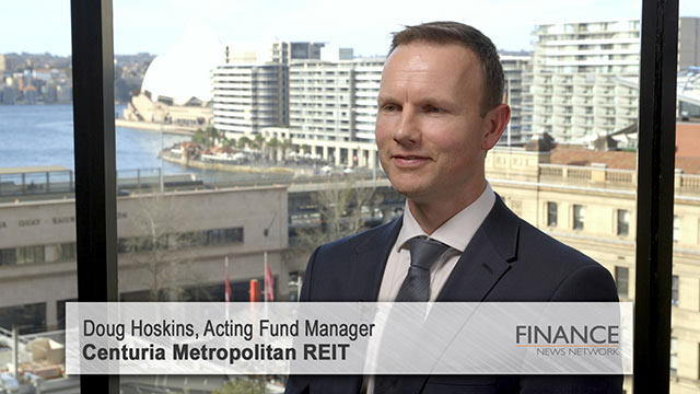 Centuria Metropolitan REIT (ASX:CMA) talks FY18 results & outlook