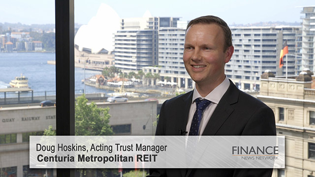 Centuria Metropolitan REIT (ASX:CMA) talks FY18 results & outlook