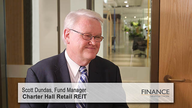 Charter Hall Retail REIT (ASX:CQR) talks 1H17 results and strategy