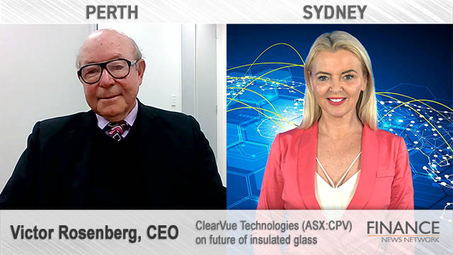 ClearVue Technologies (ASX:CPV) on future of insulated glass