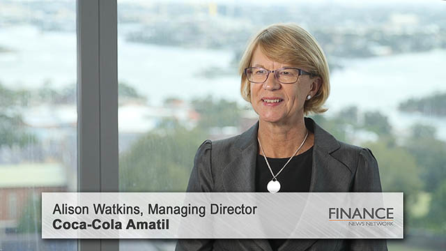 Coca-Cola Amatil (ASX:CCL) talks FY16 results and strategy