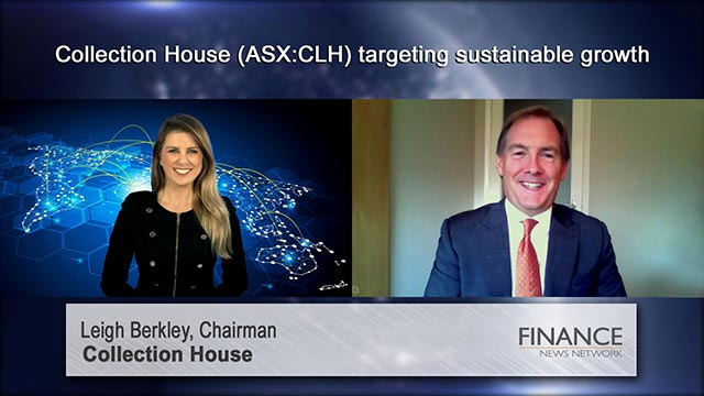 Collection House (ASX:CLH) targeting sustainable growth