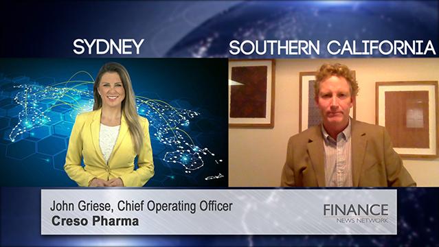 Creso Pharma (ASX:CPH) product portfolio update