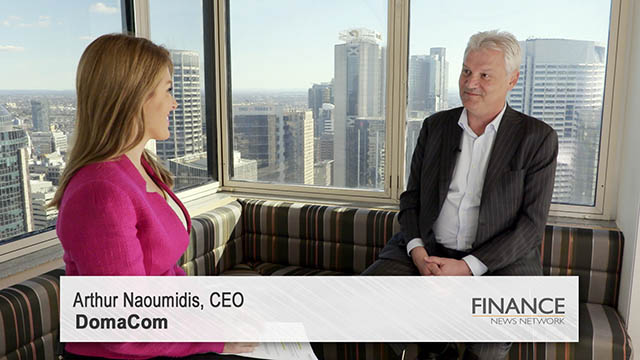 DomaCom (ASX:DCL) discusses its platform and property crowdfunding