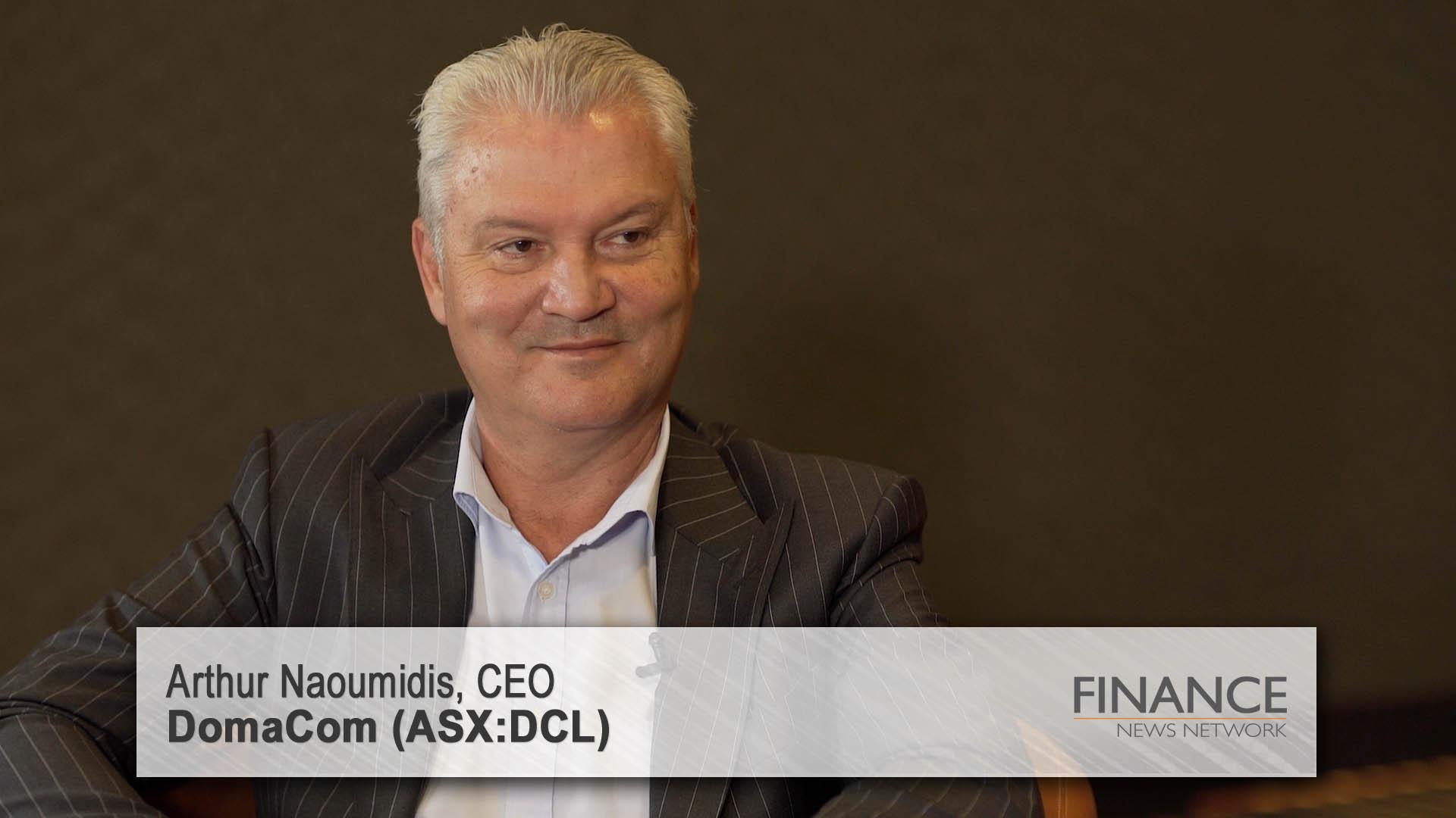 DomaCom (ASX:DCL) fractional investment platform