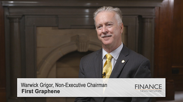 First Graphene (ASX:FGR) receives commercial scale order