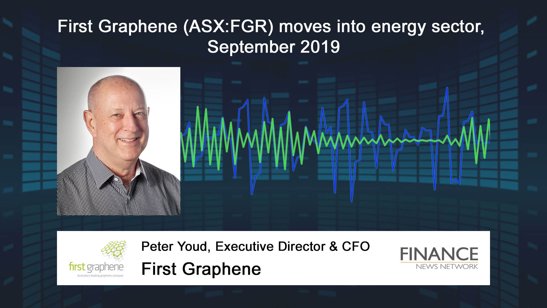 First Graphene (ASX:FGR) moves into energy sector