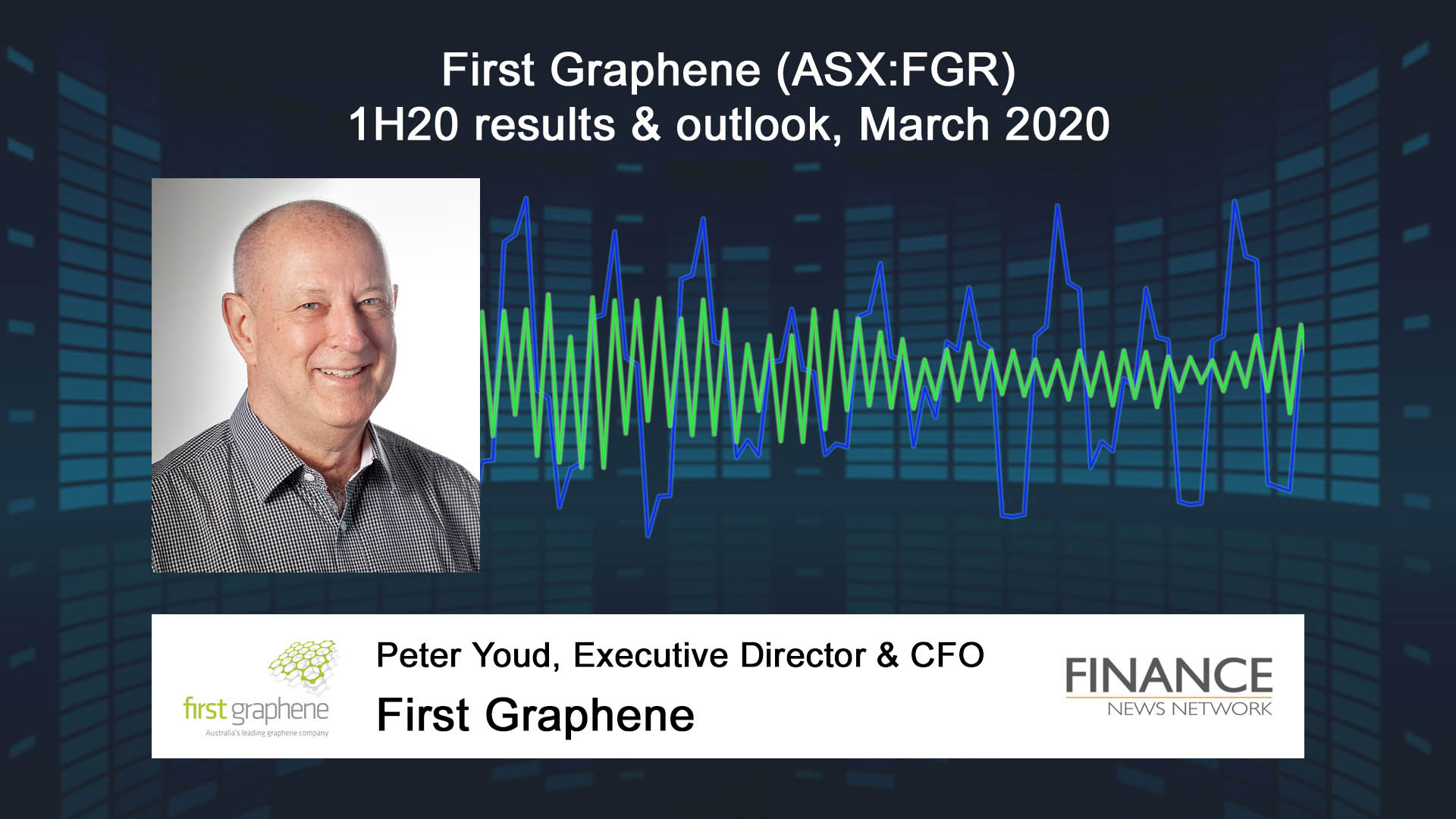 First Graphene (ASX:FGR) 1H20 results & outlook
