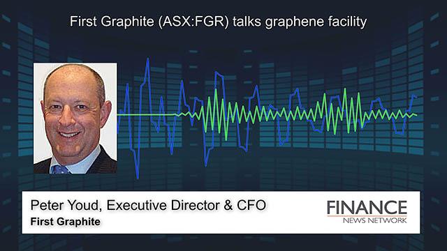 First Graphite (ASX:FGR) talks graphene facility