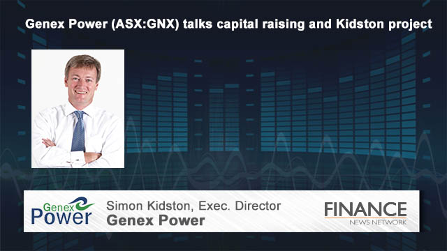 Genex Power (ASX:GNX) talks capital raising and Kidston project