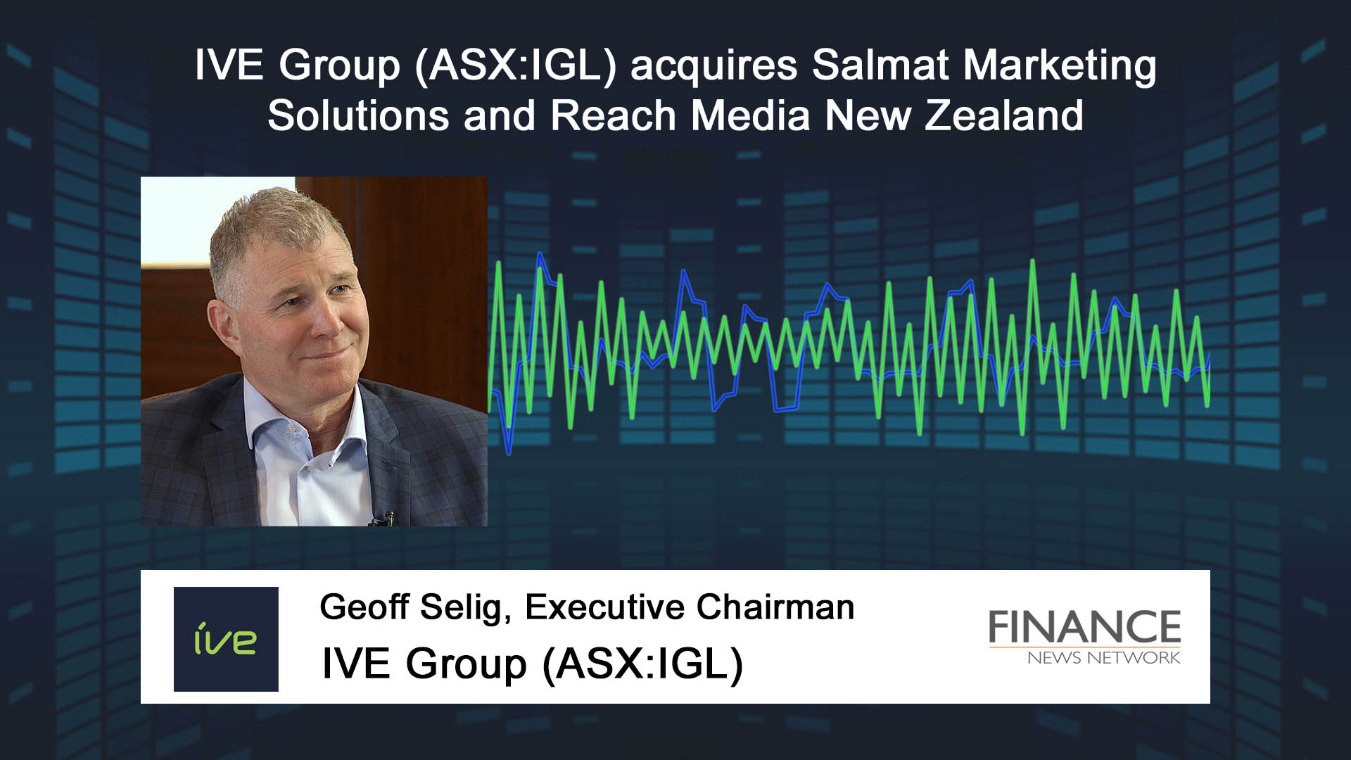 IVE Group (ASX:IGL) acquires Salmat Marketing Solutions and Reach Media New Zealand